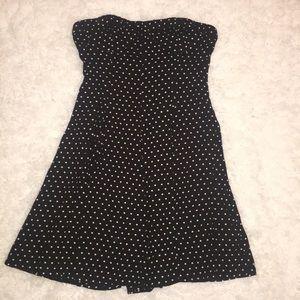 pocka dotted dress